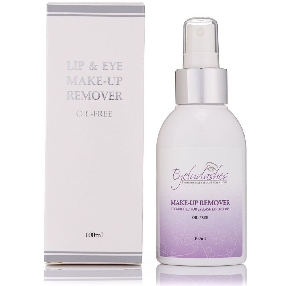 Make Up Remover - Oil Free for Eyelash Extensions - 100ml