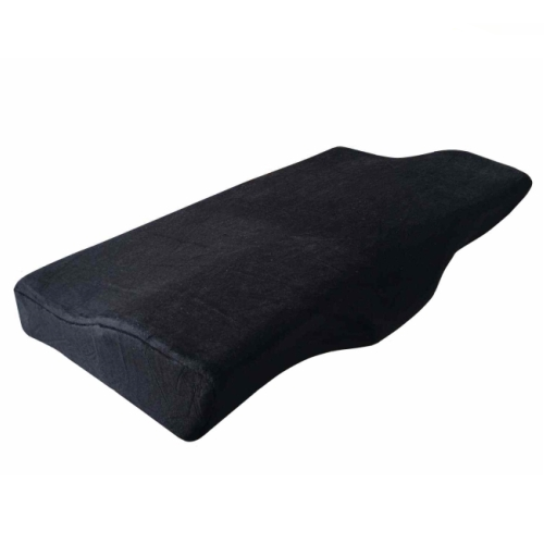 Memory Foam Lash Pillow (Black or White)