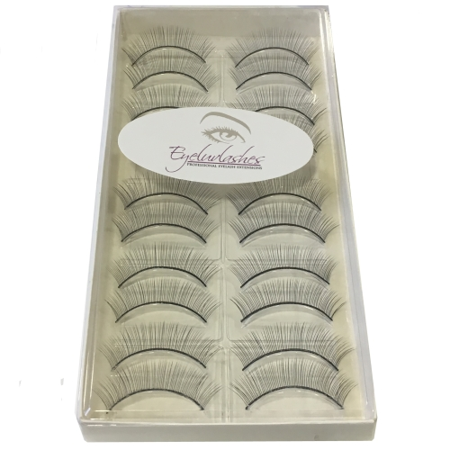 Training Lashes for Eyelash Extension Practice (10 Pairs)