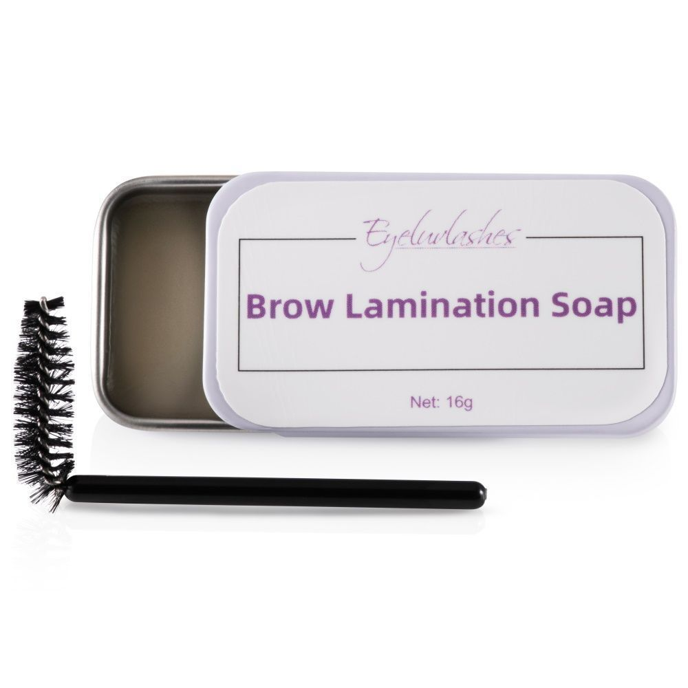 Brow Lamination Styling Soap - Retail / Aftercare - 20 Pieces (Own Logo)