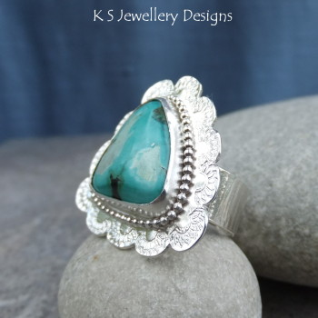 Turquoise ring 2