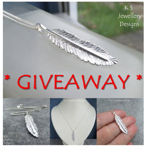 feather giveaway