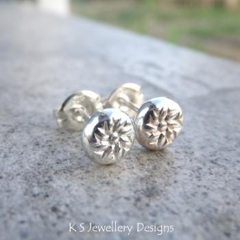 Blossom Pebble Studs 2