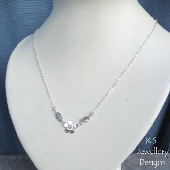 cherry blossom necklace 1