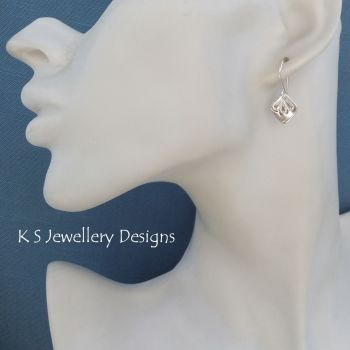 Petal Trio earrings 2