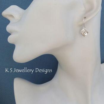 Petal Trio earrings 2