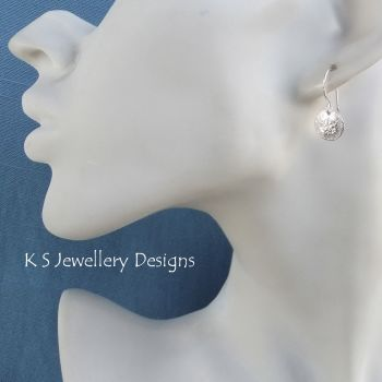 snowflake earrings 1