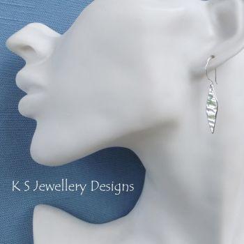 dappled drop earrings 1