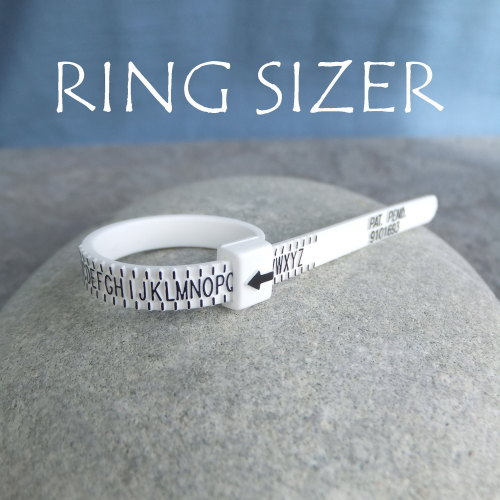 Ring sizer - Finger sizer - Gauge - Measurer -