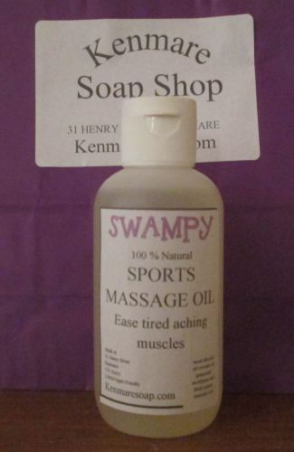 Sports Massage Oil