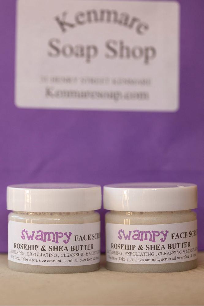 Rosehip & Shea Butter Face Scub