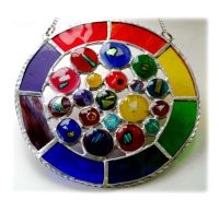 Rainbow Circles 017