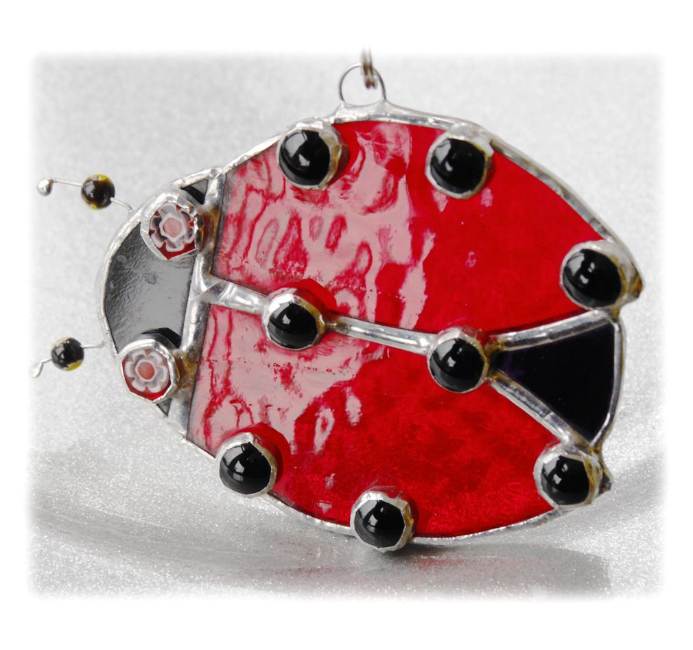 RED Ladybird 003 #1803 FREE 13.00
