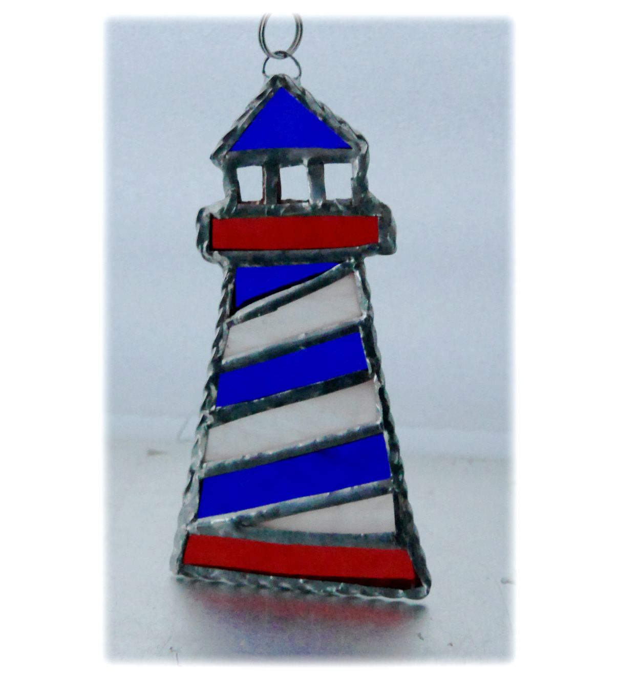 BLUE Lighthouse 003 Blue #1811 FREE  13.00