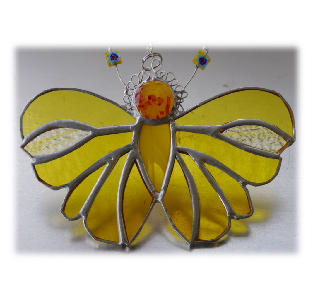 YELLOW Butterfly Full 091 Yellow #1905 FREE 14.50