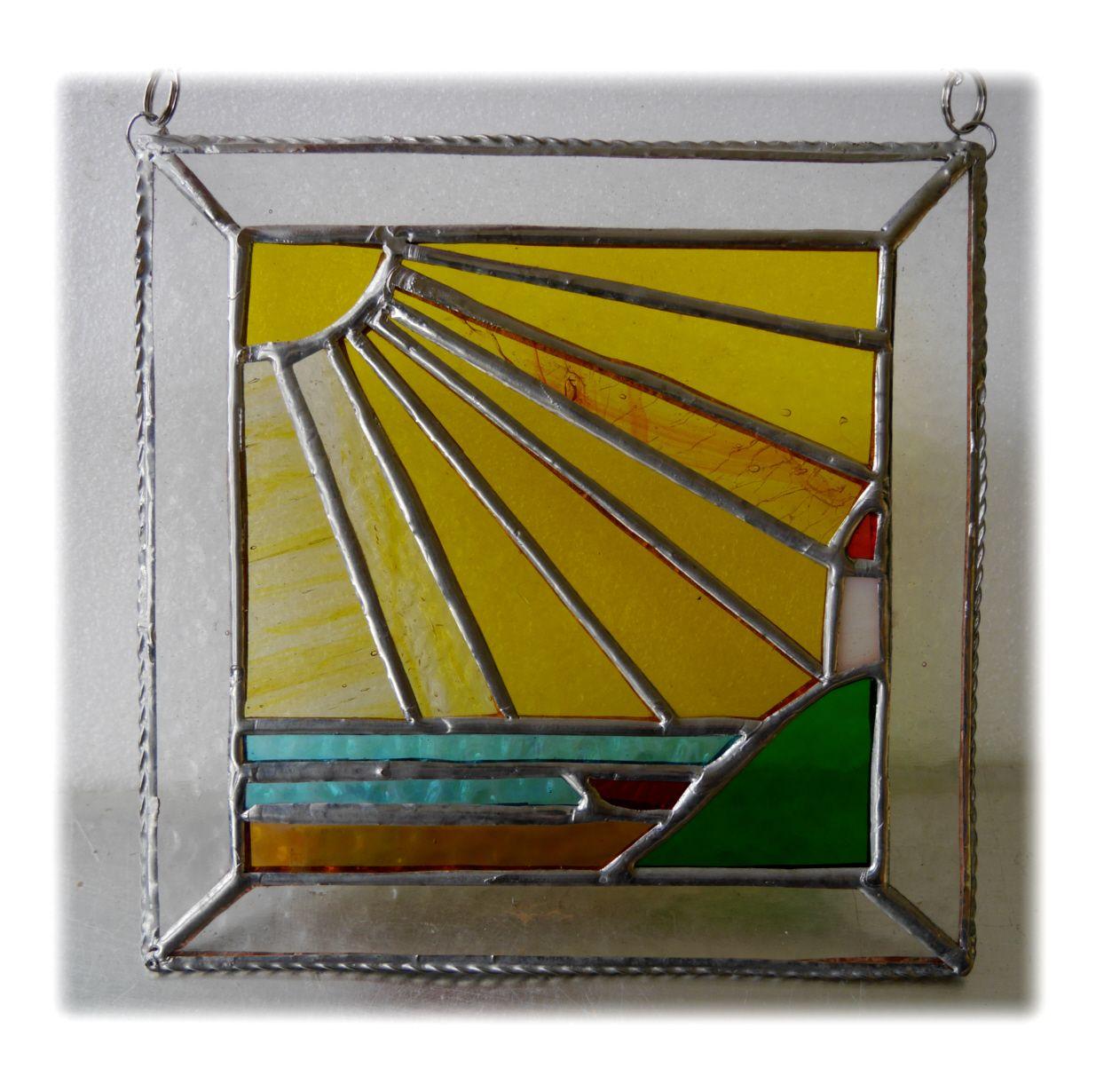 YELLOW Sunny Seaview #1906 FREE 25.00