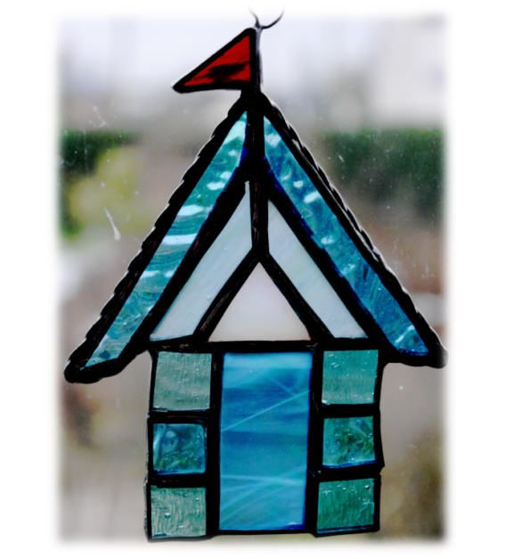 Beach Hut 005 Turquoise #1502 @Markets @150304 @10.00