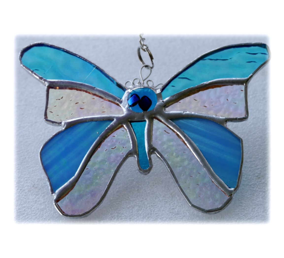 Birthstone Butterfly 050 Turquoise Dec #1905 FREE 13.00