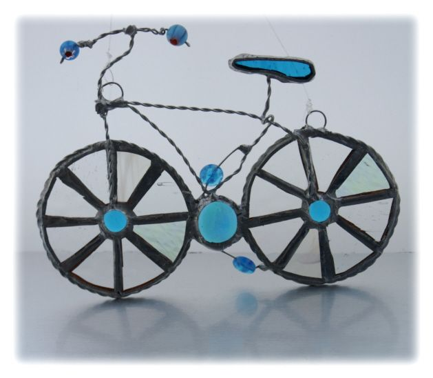 Bicycle 020 Turquoise #1602 @FOLKSY @170807 @16.00