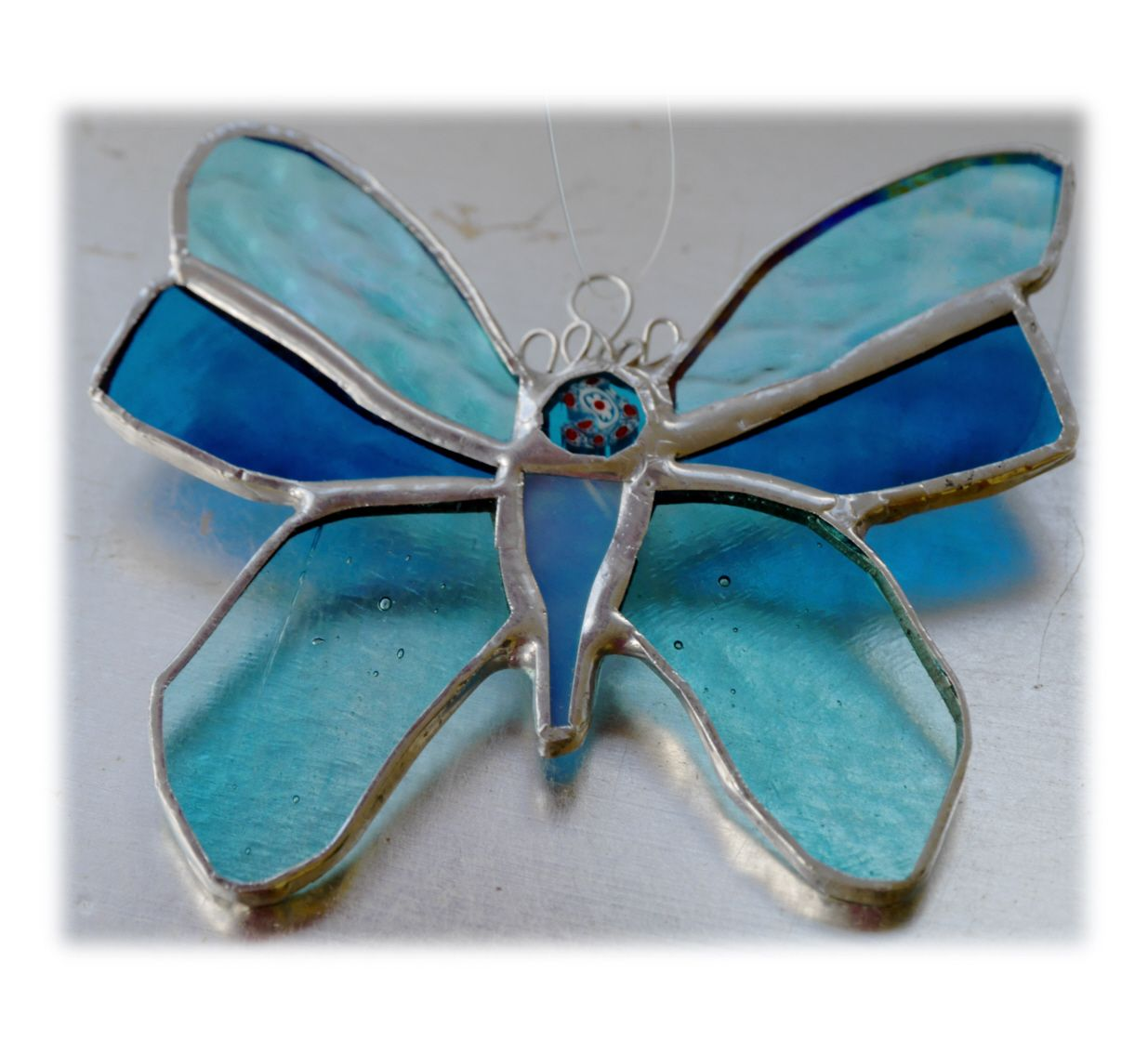 Butterfly 11cm 061 Turquoise #1907 FREE 9.00