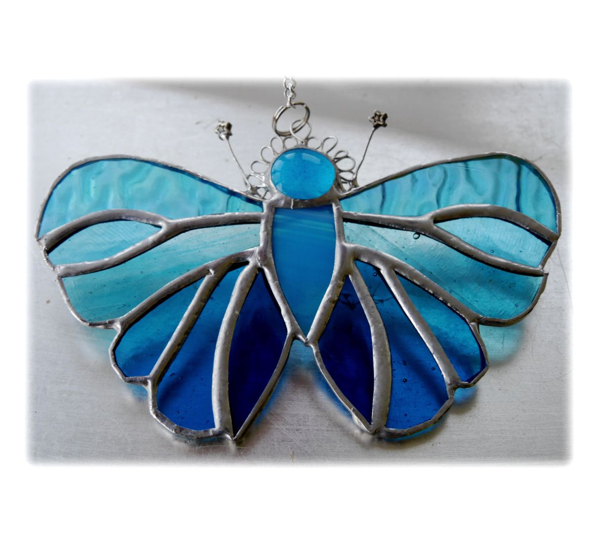 Butterfly Full 093 Turquoise #1906 FREE 14.50