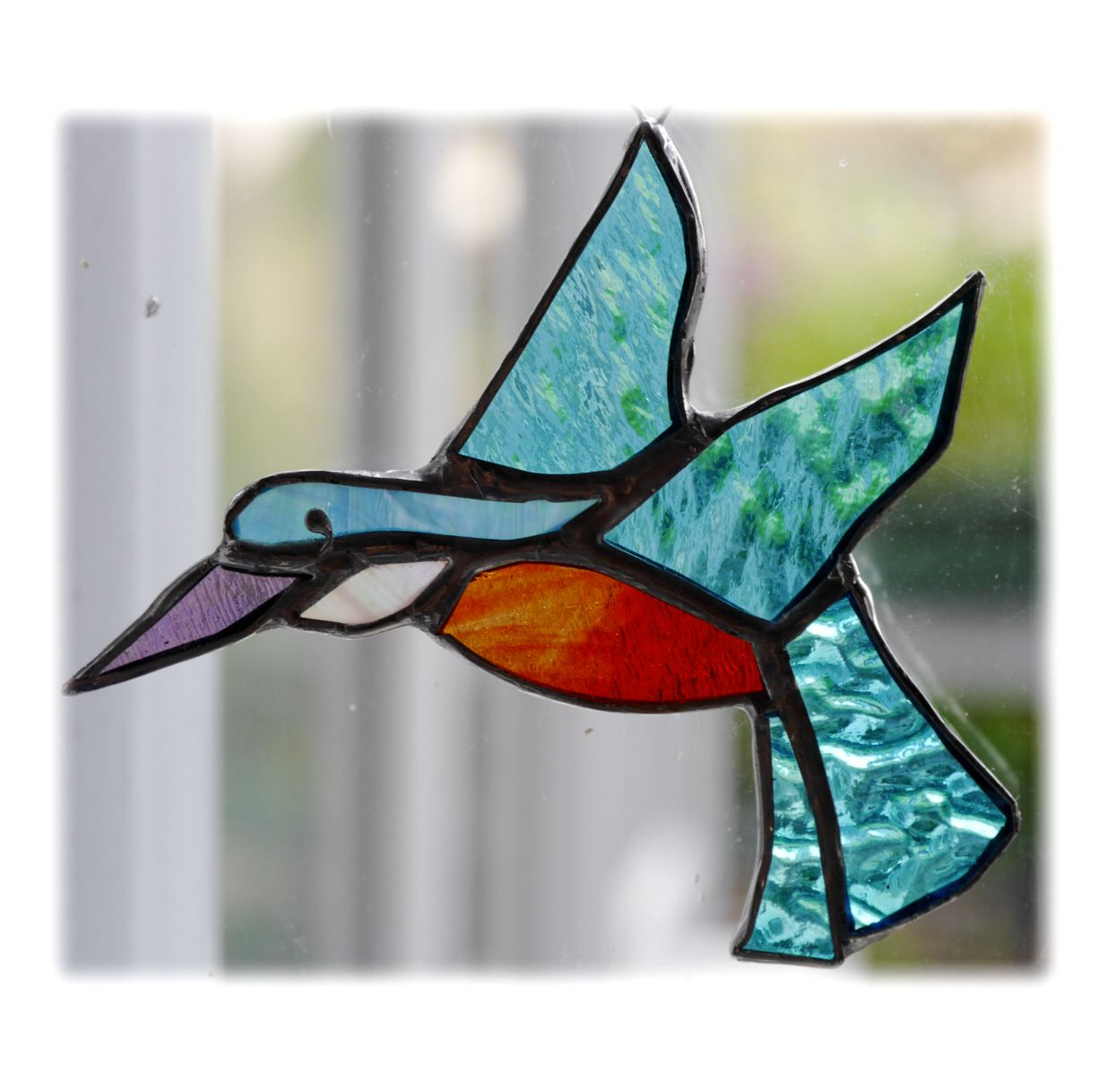 Hummingbird 056 left #1907 FREE 10.00
