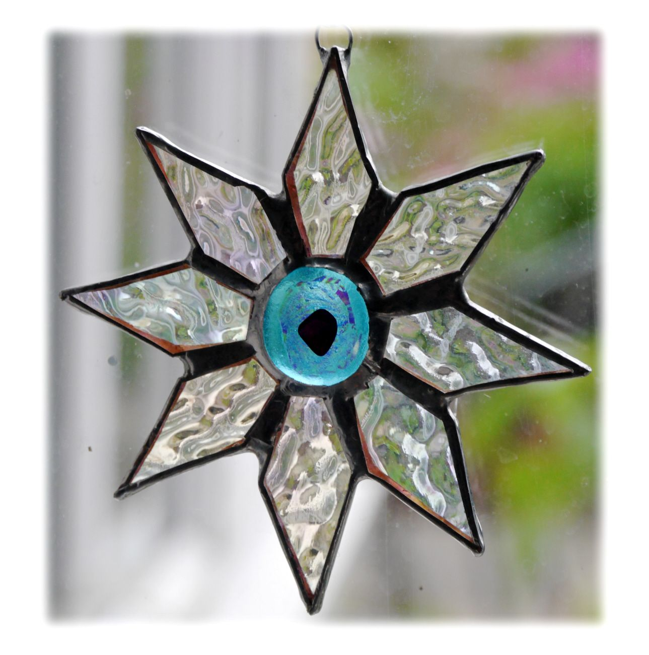 Shiny Star 9.5cm 003 Turquoise #1808 @MARKETS @181127 @9.00