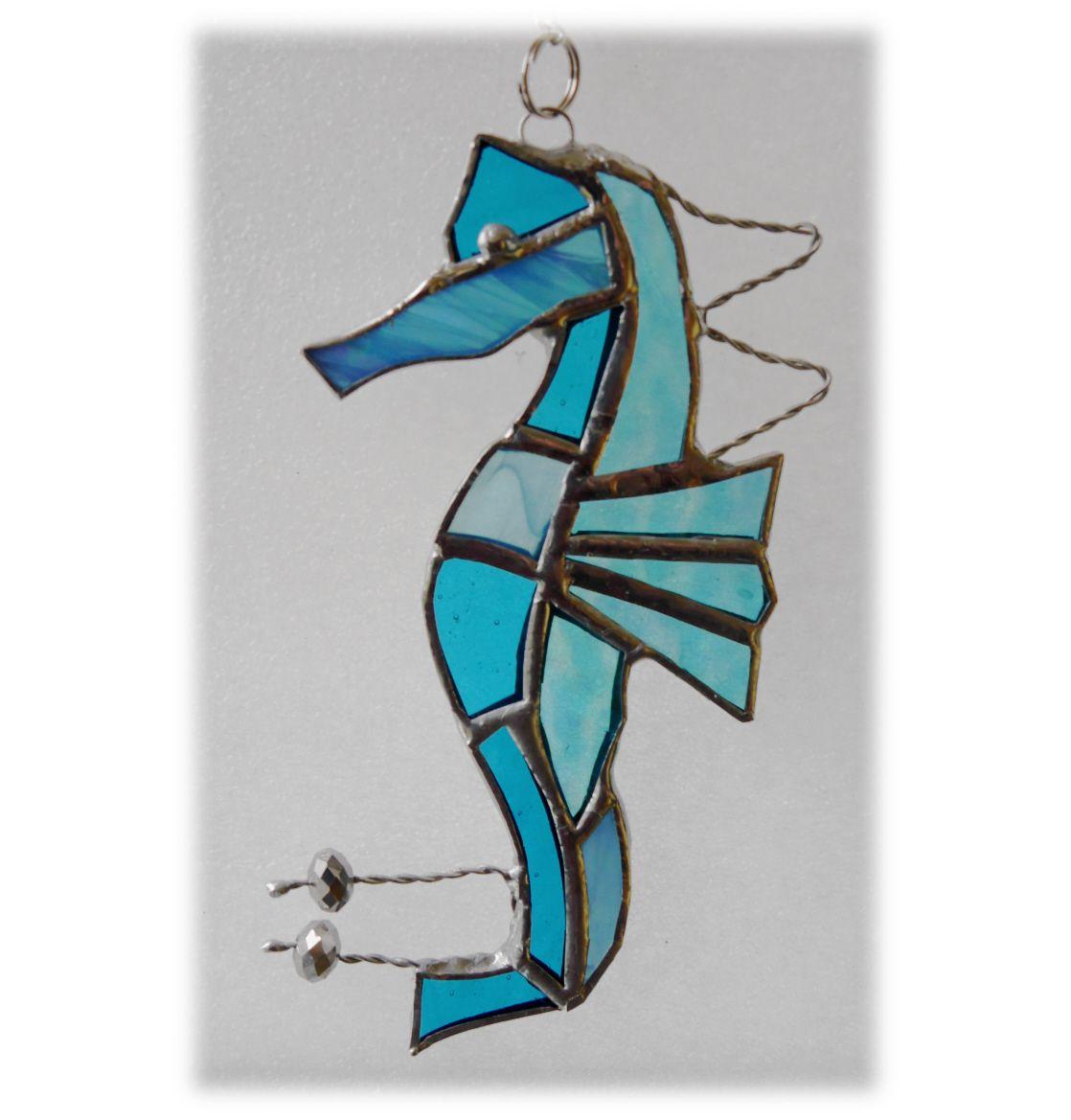 Seahorse 028 Aqua #1804 @MARKETS @181127 @13.00