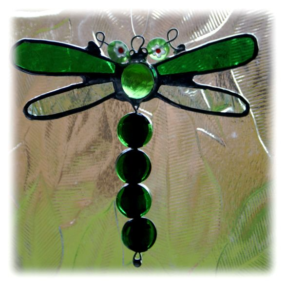 Dragonfly beadtail 016 Green #1404 @Marketsday @141118 @7.50