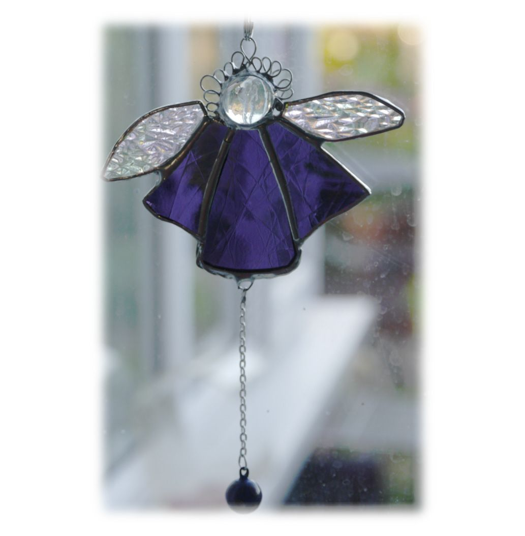Angel Bell 042 Purple #1808 @FOLKSY @181219 @8.00