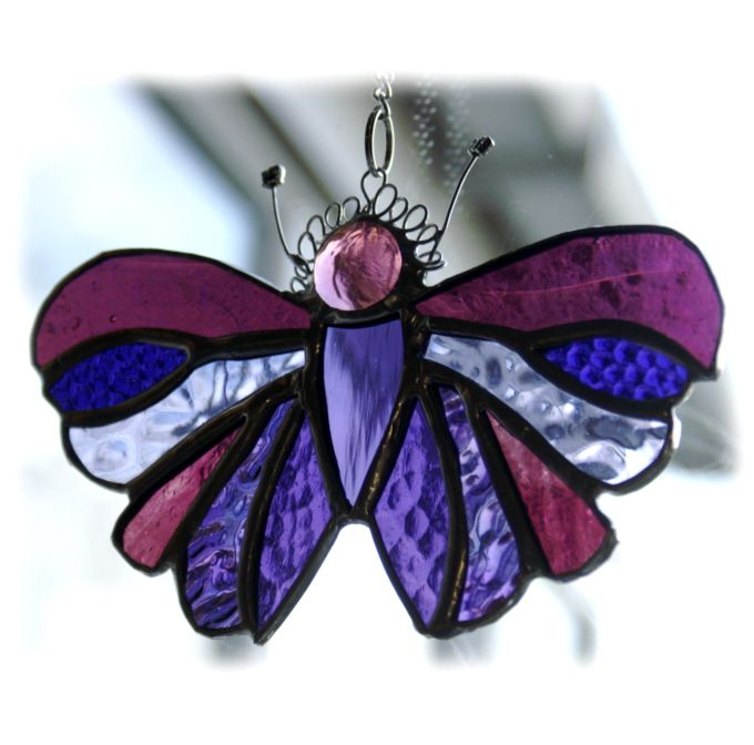 Butterfly Full 038 Purple #1404 @FB Michelle Invoice 754 @140414 @12.50