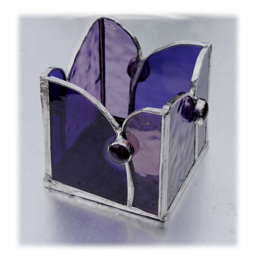 Candle Box 002 Purple #1604 @FOLKSY @160422 @15.00