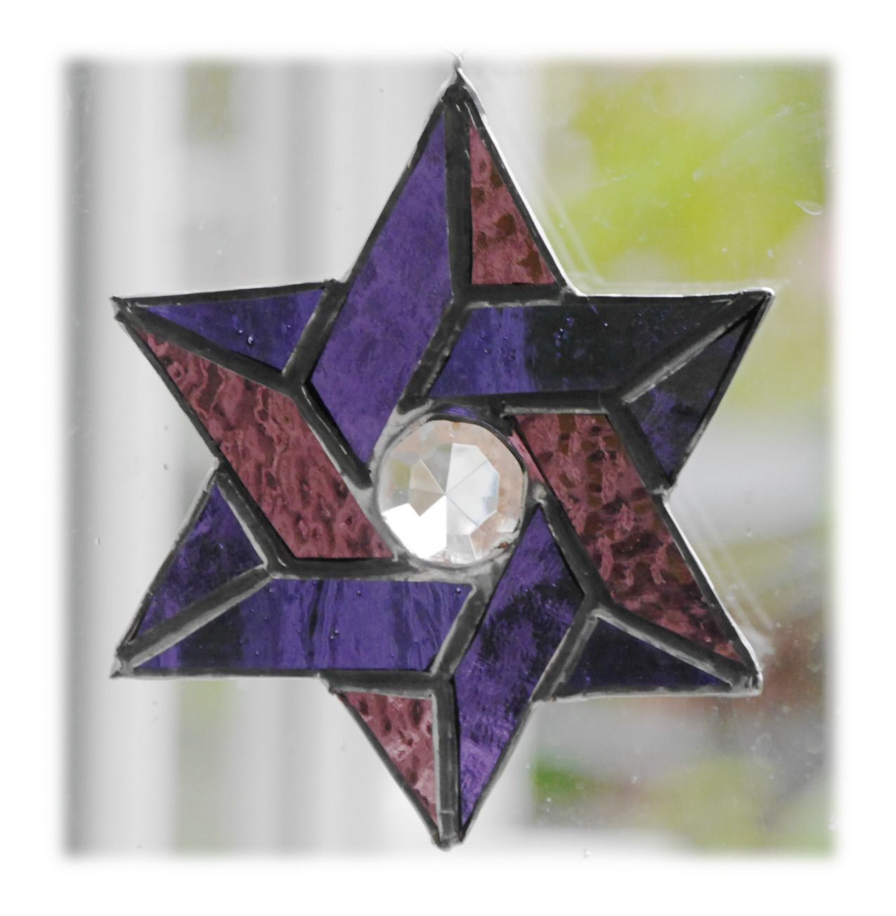 Star of David 018 Purple #1810 FREE 15.00