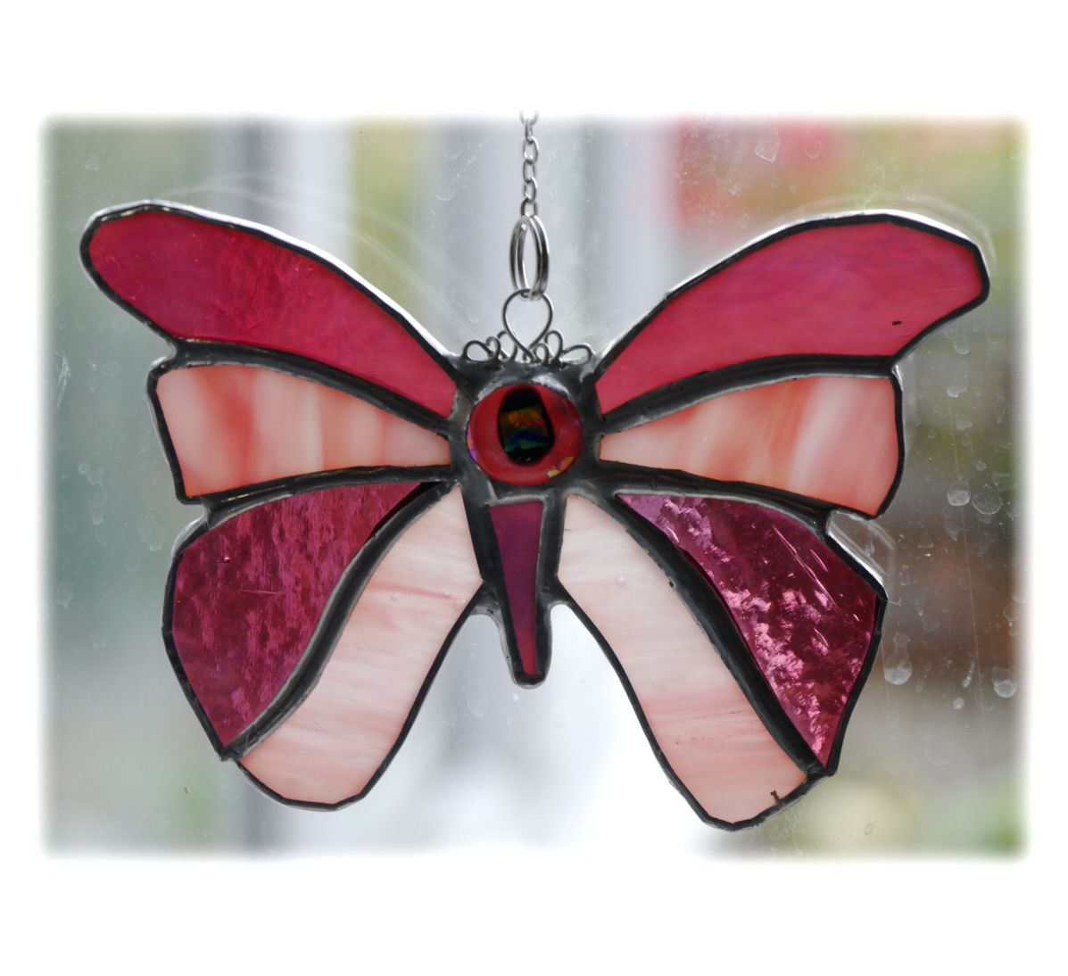 Birthstone Butterfly 047 Pink #1808 @SANDON @181201 @11.50