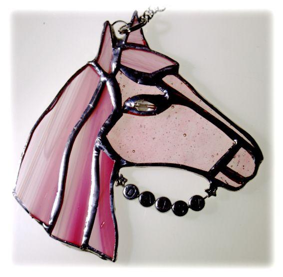 Horsehead 061 @1401 Pink FOLKSY 140127 10.50