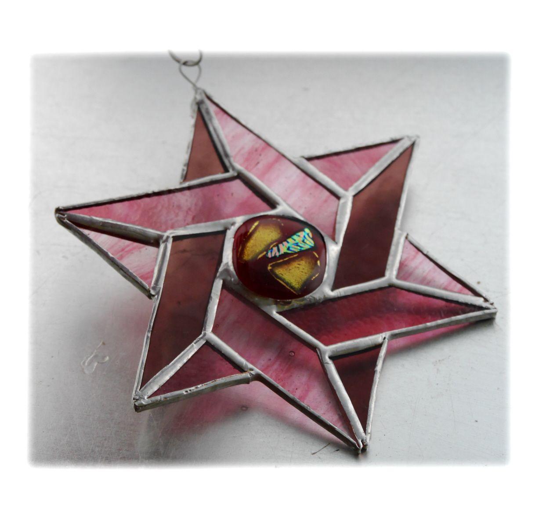 Star of David 019 Pink #1810 FREE 16.00