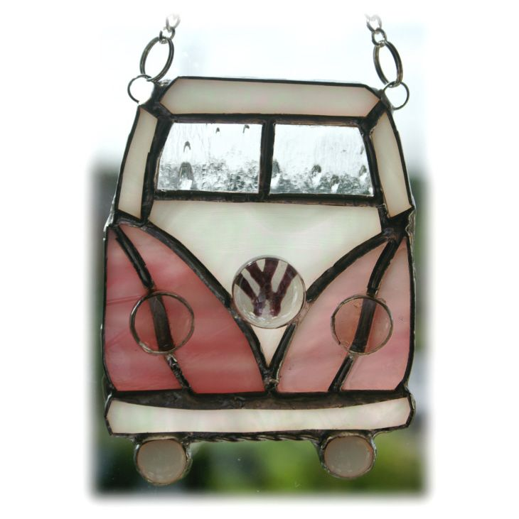 VW Campervan 013 Pink@1308@Carly@130826@12.00
