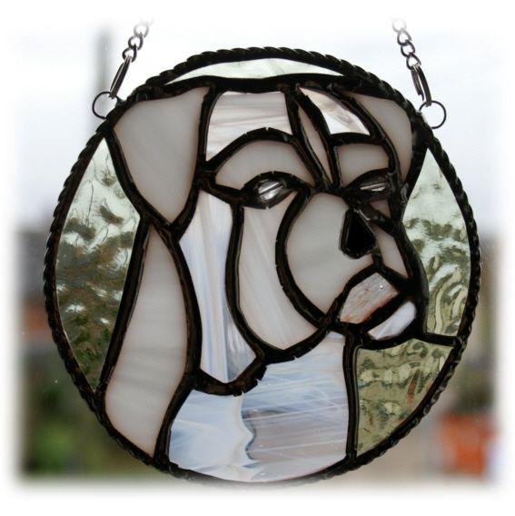 Boxer Ring 004 White @1312 Brenda Guiness 131202 16.50