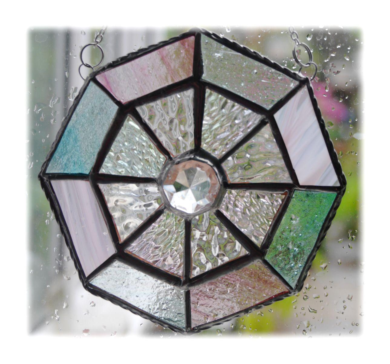 Crystal Octagon 007 #1808 FREE 17.50