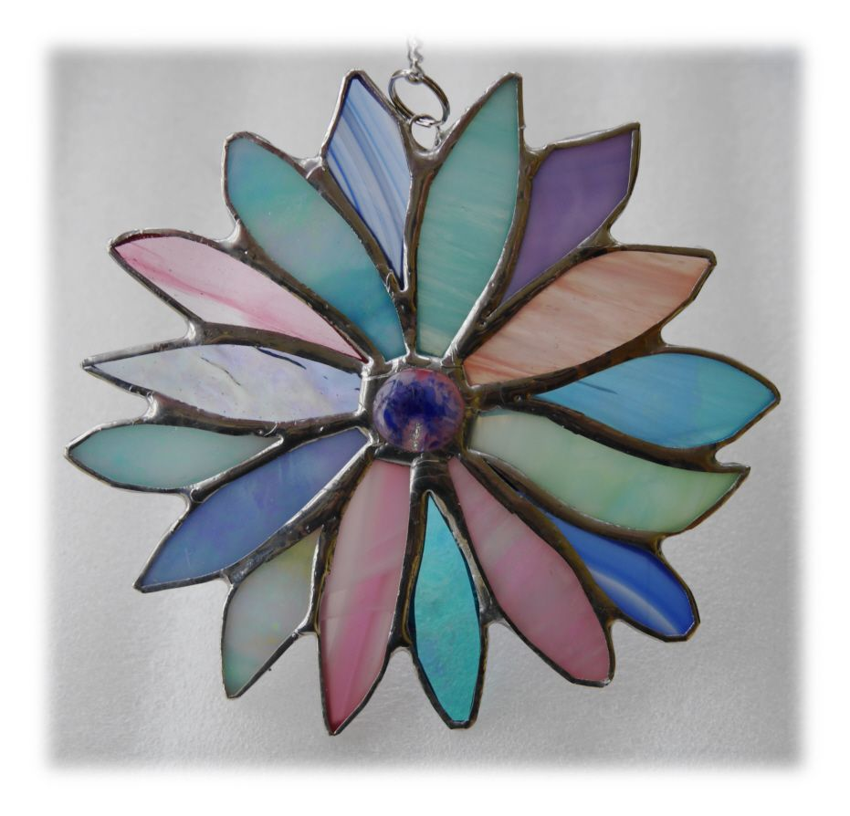 Pastel Flower 011 #1704 FREE 17.50