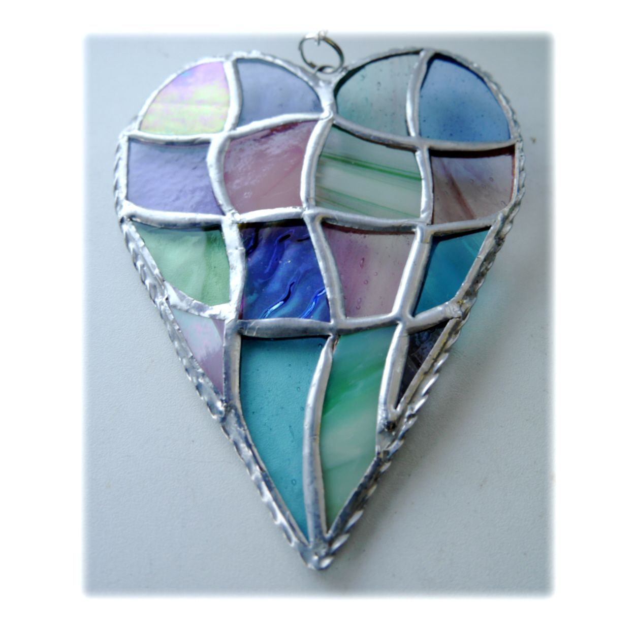 Patchwork Heart 041 Pastel #1905 FREE 16.00