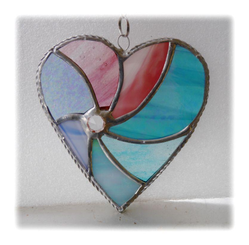 Swirl Heart 040 Pastel #1906 FREE 13.00