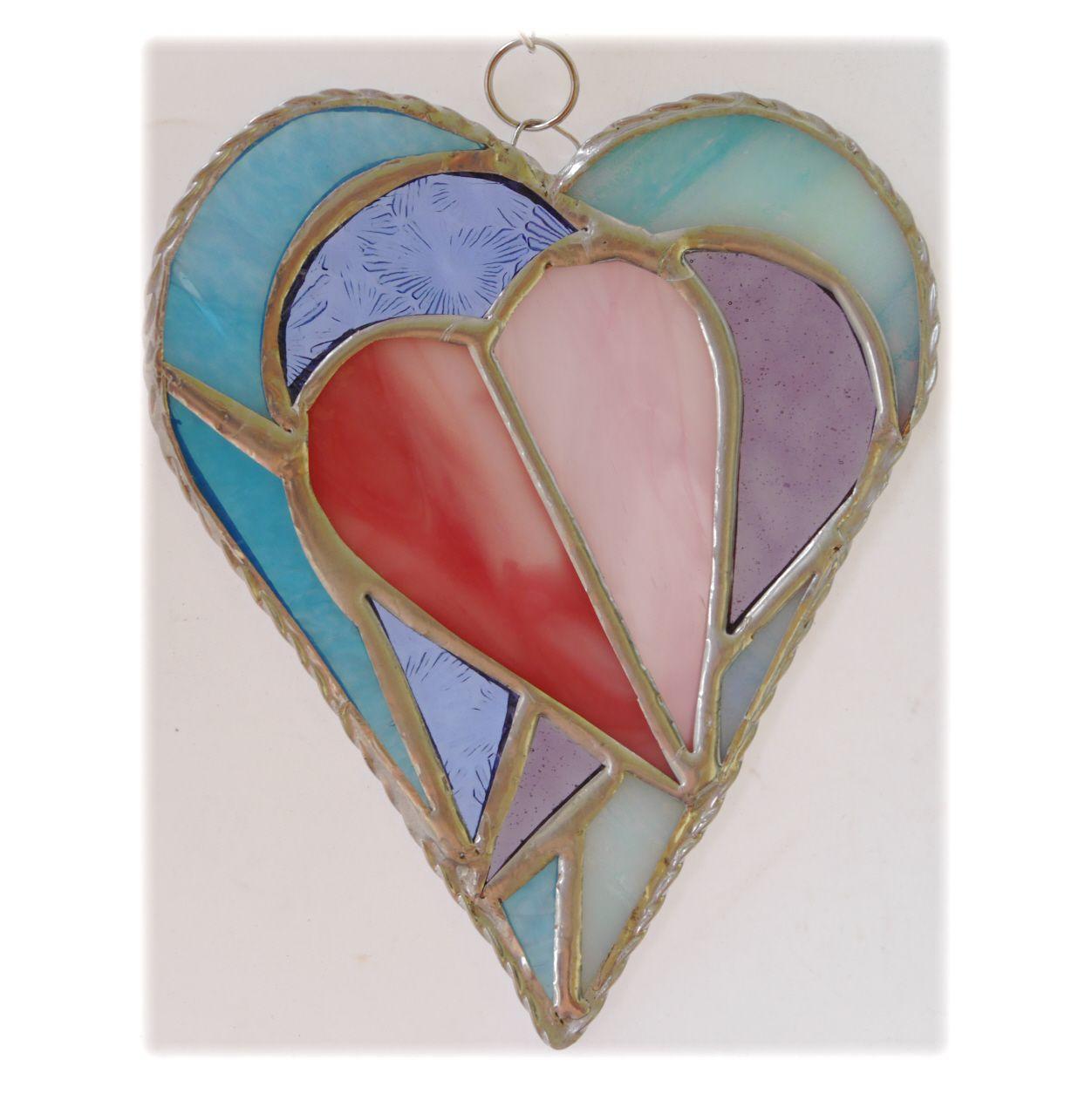 Triple Heart Pastel 003 #1903 FREE 16.00