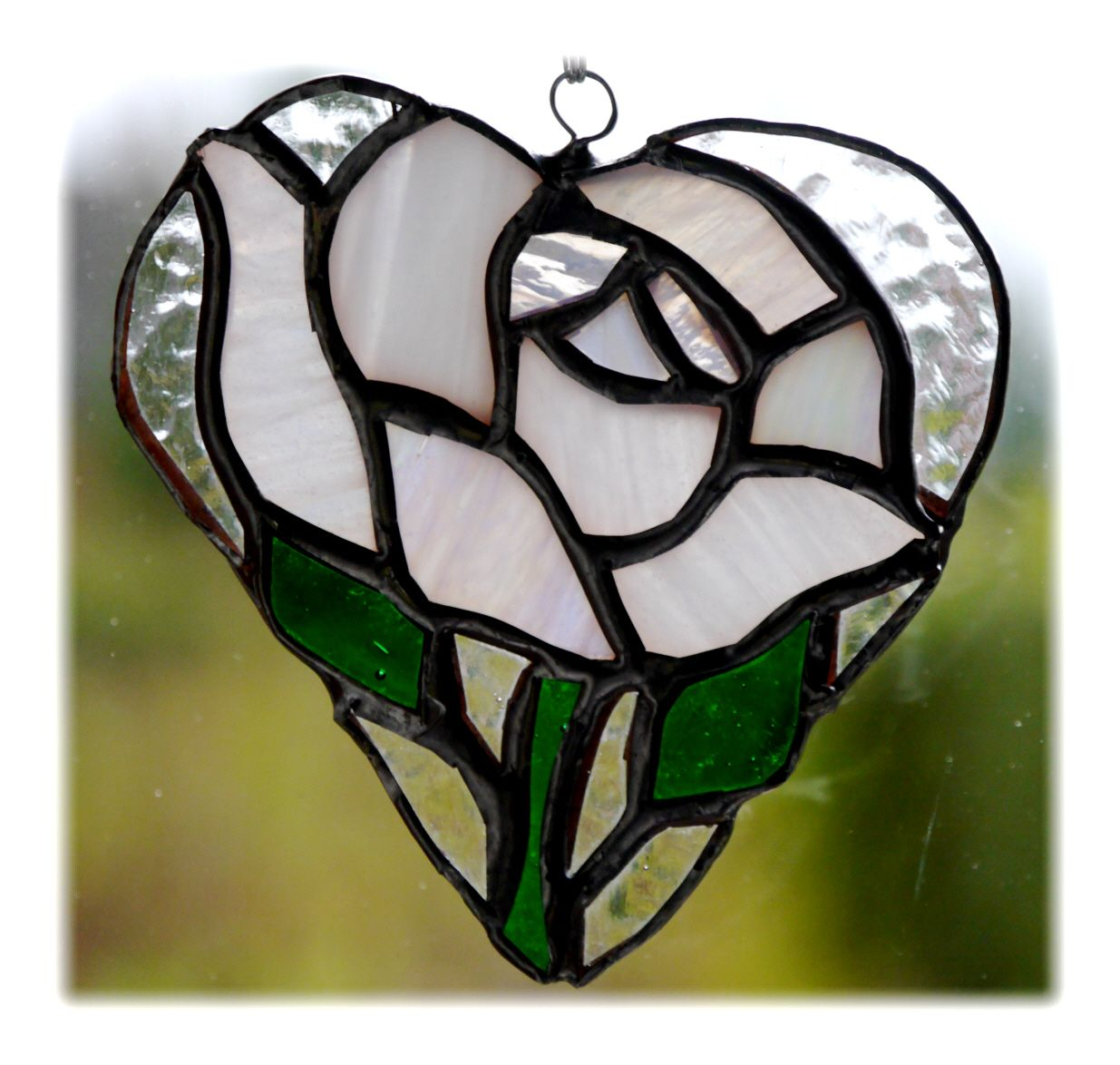 Rose full Heart 013 White #1710 @FOLKSY @180222 @16.00