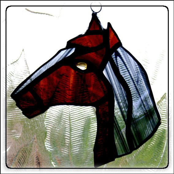 Horsehead 041 Brown Black Gaynor Urwin 120525 9.50