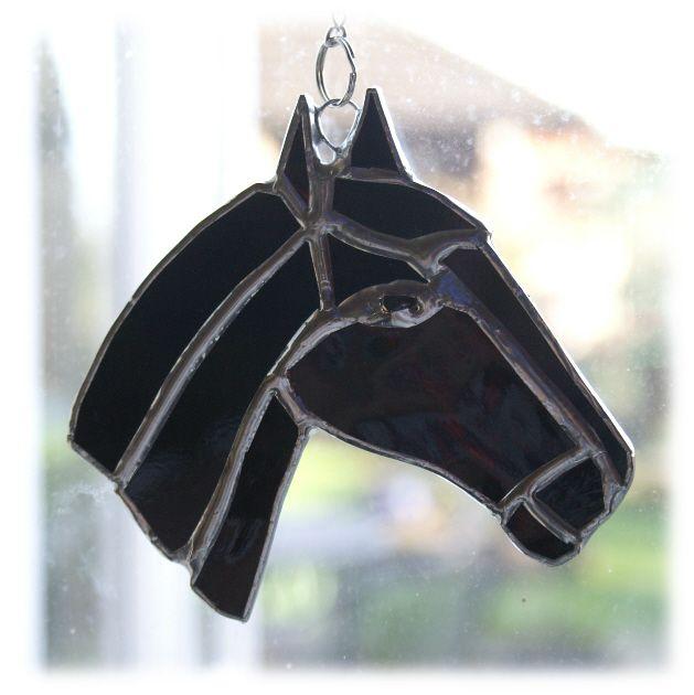 Horsehead 075 Black #1602@FB  Helen Wye @160214 @10.00