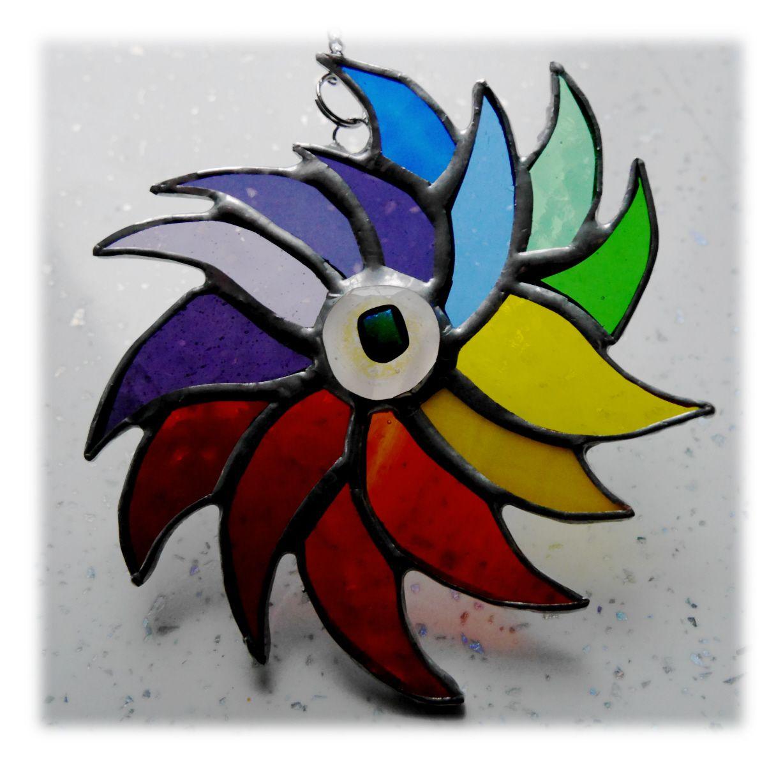 Funky Bird 002 Rainbow #1710 FREE 17.50