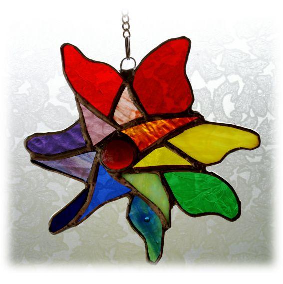 Pinwheel 011 Rainbow @1308 FREE   14.00