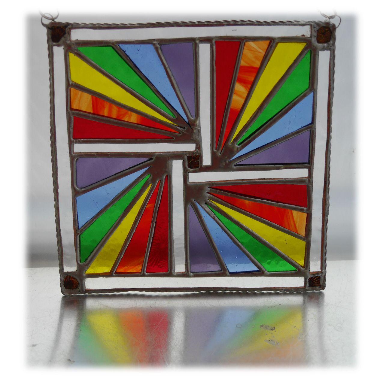 Rainbow Geometric 001 FREE 30.00