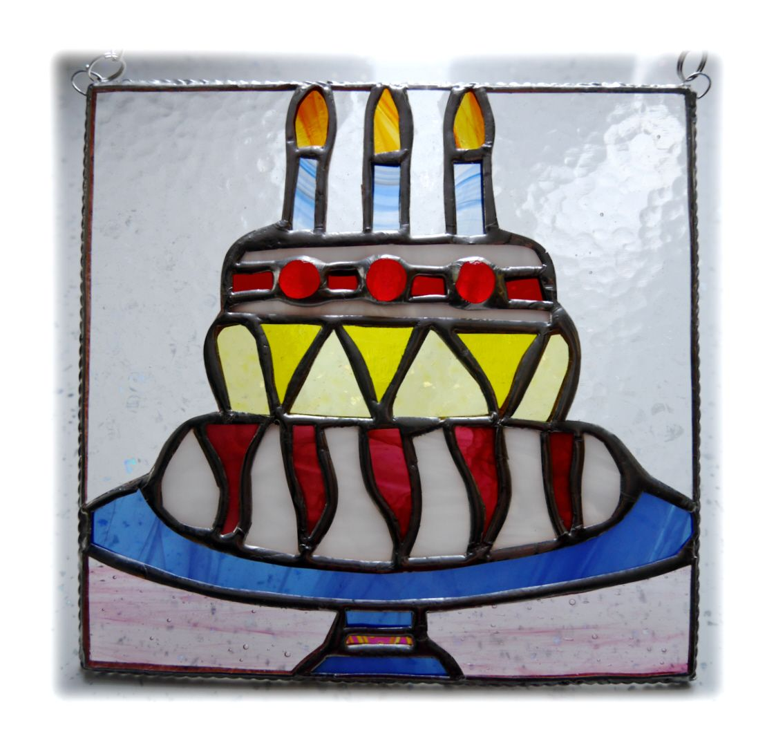 Cake 3-tier 002 #1904 FREE 40.00